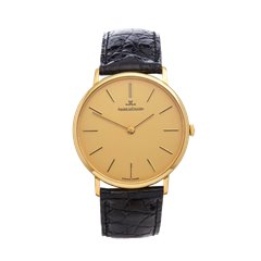 Jaeger-LeCoultre Vintage Ultra Thin 33mm 18K Yellow Gold - C.818/3