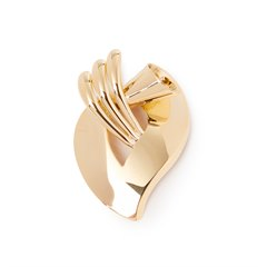 Tiffany & Co. 14k Yellow Gold Vintage Brooch