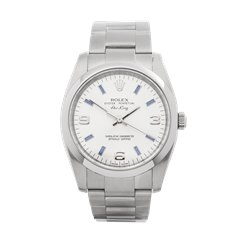Rolex Air King 34 Stainless Steel - 114200
