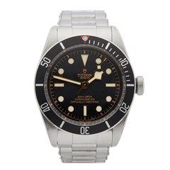 Tudor Heritage Black Bay Stainless Steel - 79230N