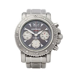 Montblanc Flyback Stainless Steel - 7059